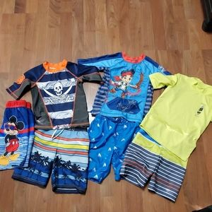 Swim suits for toddler boy